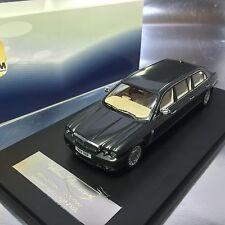 1/43 GLM #GLM213401 Jaguar Wilcox Limousine 6 Door X358 Grey Metallic
