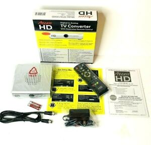 ACCESS HD Digital To Analog TV Converter with Remote Control DTA1050D Brand New