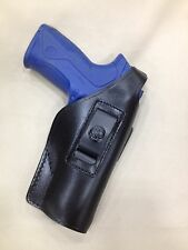"Leather Holster for  BERETTA STORM PX4 with 4"" Barrel  (# 217 BLK)"