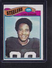 Lynn Swann 1977 Topps Football Card # 195 Pittsburgh Steelers WR HOFer EXCELLENT