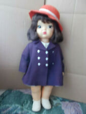 Original Terri Lee Patent Pending Doll W/Tagged Clothes Including Undies 16 Inch