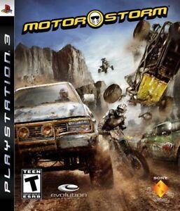 MotorStorm - Playstation 3 Game