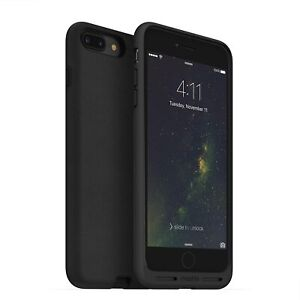 Mophie iPhone 7 Plus & 8 Plus Charge Force Wireless Charging Case | Black