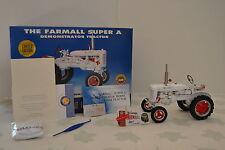 Franklin Mint 1/12 Tracteur Mc. Cormick Farmall Super A 1947. Réf. B11C361.