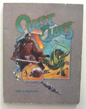 Quest For Clues Shay Addams Game Hint Book Strategy Guide 1988
