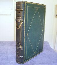 VOLTAIRE / LA HENRIADE / 1825 IN FOLIO / GRAVURES HORACE VERNET & J.B. MAUZAISSE