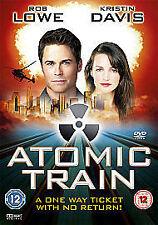 Atomic Train DVD Rob Lowe Kristin Davis David Jackson UK Release New Sealed R2