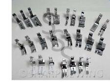JUKI INDUSTRIAL SEWING MACHINE 25 PRESSER FOOT SET
