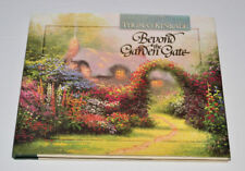 Beyond the Garden Gate  Book Signed by THOMAS KINKADE