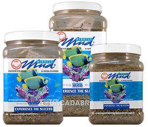 EcoSystems Miracle Mud Marine 3lb 5lb 10lb Refugium Sump Substrate Media Aquariu
