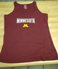 University Of Minnesota Tank Top Women's Red size large
