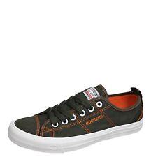 Dockers De Gerli 44VK001-790850 Zapatillas de Hombre Lavado Lona Zapatos Caqui