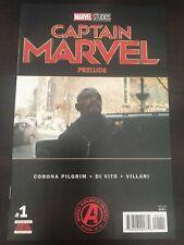 Captain Marvel Prelude #1 2018 NM 9.4 Unread