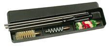 Shotgun Cleaning Kit .410 Gauge Set Rod Mops Brushes Gun Maintenance Set