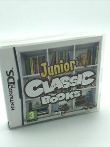Junior Classic Books Nintendo DS Video Game