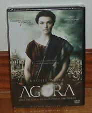AGORA-DVD-NUEVO-PRECINTADO-NEW-SEALED-ALEJANDRO AMENABAR-HISTORICO-DRAMA
