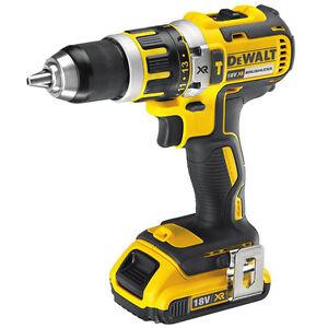 DeWalt DCD795M1 18v DCD795 Brushless Drill (1 4.0ah DCB182)