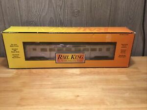 MTH RailKing Pennsylvania Passenger Car 30-6716