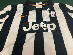 Vintage Nike Juventus Jeep Pogba #10 jersey 2014