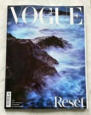 UK Vogue Magazine British Edition July 2020 Key Workers Cover Rachel Millar