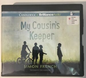 My Cousin's Keeper by Simon French, Audiobook on 4 CD's, Unabridged