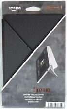 "Amazon Kindle Fire HD 7"" Magnetic Folding Origami Genuine Leather Case (3rd Gen)"
