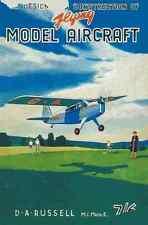 MODELLISMO AEREO Design Construction Model Aircraft 1940 1a Ed Amplia Russel DVD