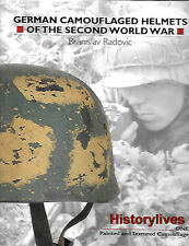 Schiffer - German Camouflaged Helmets Of The Second World War Volume One 21056
