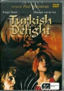 Turkish Delight DVD Rutger Hauer New and Sealed Australia