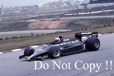 Mario Andretti Lotus 79 Brazilian Grand Prix 1979 Photograph