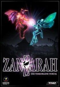Zanzarah - Das verborgene Portal von THQ Entertainment GmbH   Game   Zustand gut