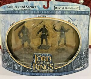 AOME 'Orcs Of Cirith Ungol' 3 Pack, Armies Of Middle Earth, Unopened - LOTR