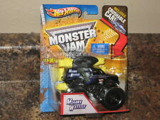 2013 Hot Wheels Monster Jam 1:64 Mohawk Warrior Ford Expedition Crushable car