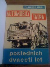 Hardback Transport Books in Czech
