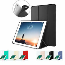 iPad Air 1 Gen Smart Cover Slim Silicone Magnetic Case with Sleep Wake for Apple