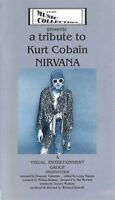 NIRVANA Music Collection 1994 VHS A Tribute to Kurt Cobain Interview Documentary
