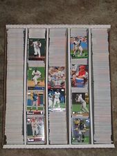 2006 Upper Deck  Baseball Base & Inserts Approximately 2462 Card Lot