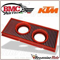 FILTRO DE AIRE DEPORTIVO LAVABLE BMC FM493/20 KTM 990 LC8 SUPERMOTO R 2009-2015