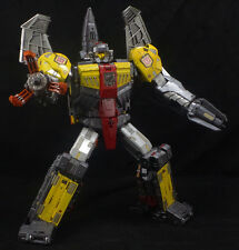 OMEGA SUPREME- CUSTOM - Titans Return Transformers Leader Class