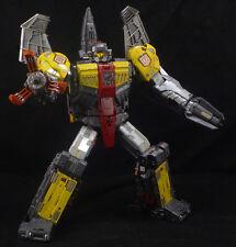 OMEGA SUPREME- CUSTOM - Titans Return Transformers Leader Class