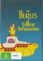 The Beatles Yellow Submarine DVD Brand New and Sealed NTSC Region 1