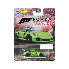 [Pre-Order] Porsche 911 Gt3 Rs - Replica Entertainment - Hot Wheels Premium 2021
