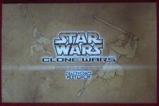 Star Wars Clone Wars Sketchbook (2003) #0 - Cartoon Network - Exclusive Comic
