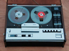 Vintage PHILIPS N4414 REEL TO REEL TAPE RECORDER - Super Condition & Working