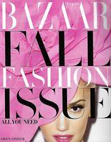Harper's Bazaar Magazine Gwen Stefani Michelle Dockery Doris Duke Miranda Kerr