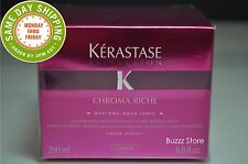 Kerastase Reflection Chroma Riche Treatment Masque Mask 6.8 oz / 200 ml SEALED