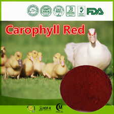50g Feed Carophyll Red Powder Canthaxanthin 10% Pet Bird Red Factor Canaries DSM