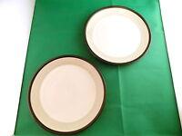 Denby  Dinner Plates x 2