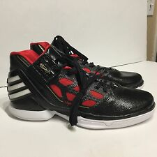"ADIDAS ADIZERO ROSE 2 ""L TRAIN"" RARE DS Derrick Rose boost size 11 NWT"