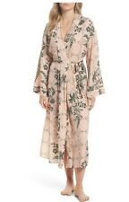 Sweet Dreams Satin Robe by NORDSTROM LINGERIE xs
